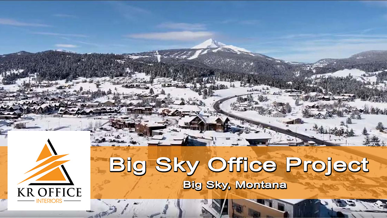 Big Sky MT Office Furniture | Design Order Install