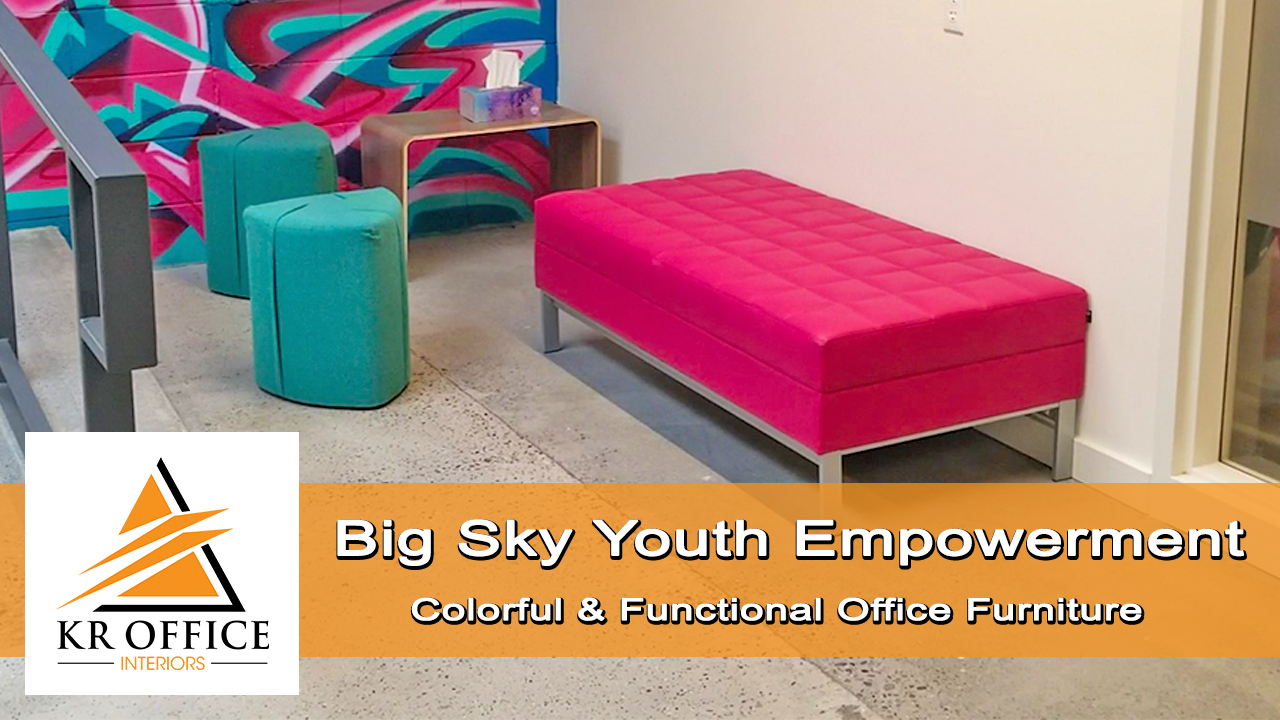 Big Sky Youth Empowerment | Office Furniture Selections