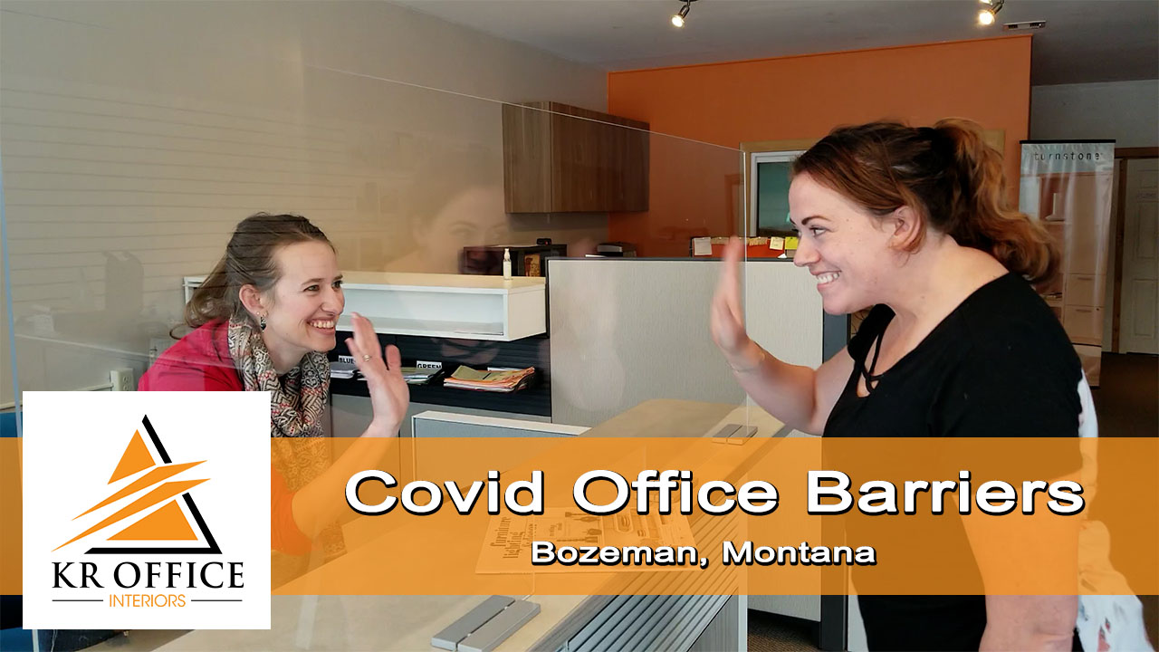 Covid-19 Barriers in the Office | Stay Safe in Your Work Environment