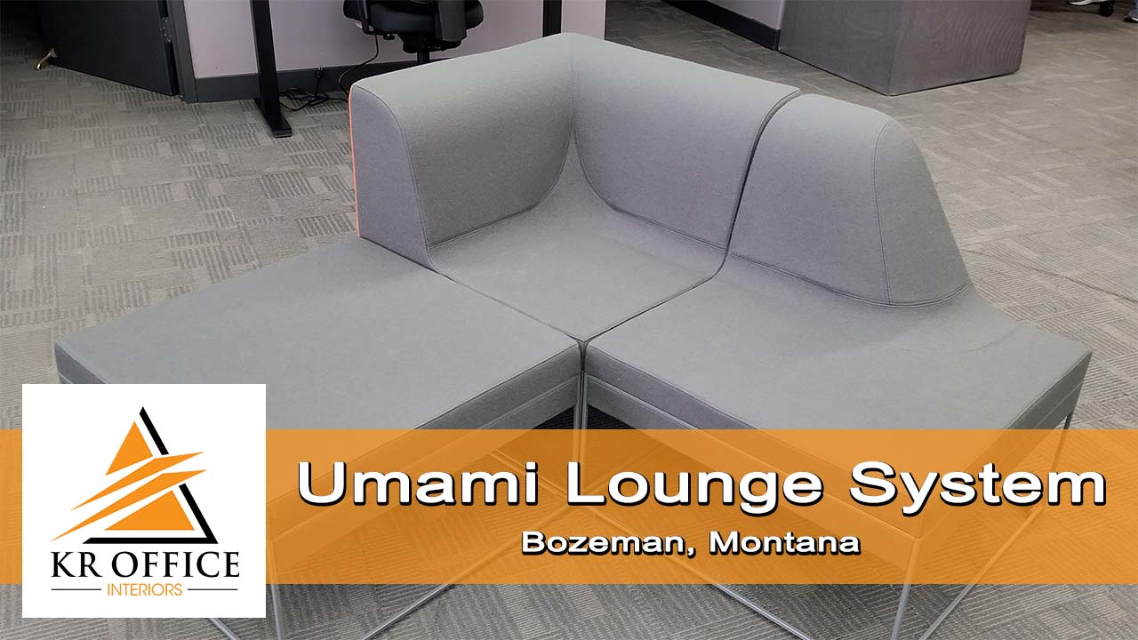 Create A Unique Space With Modular Furniture | Umami Lounge System