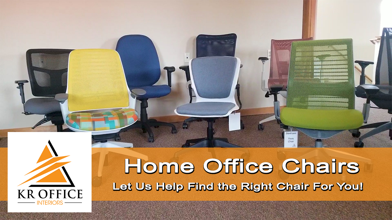 Home Office Chairs | Butte Helena Bozeman | KR Office Interiors