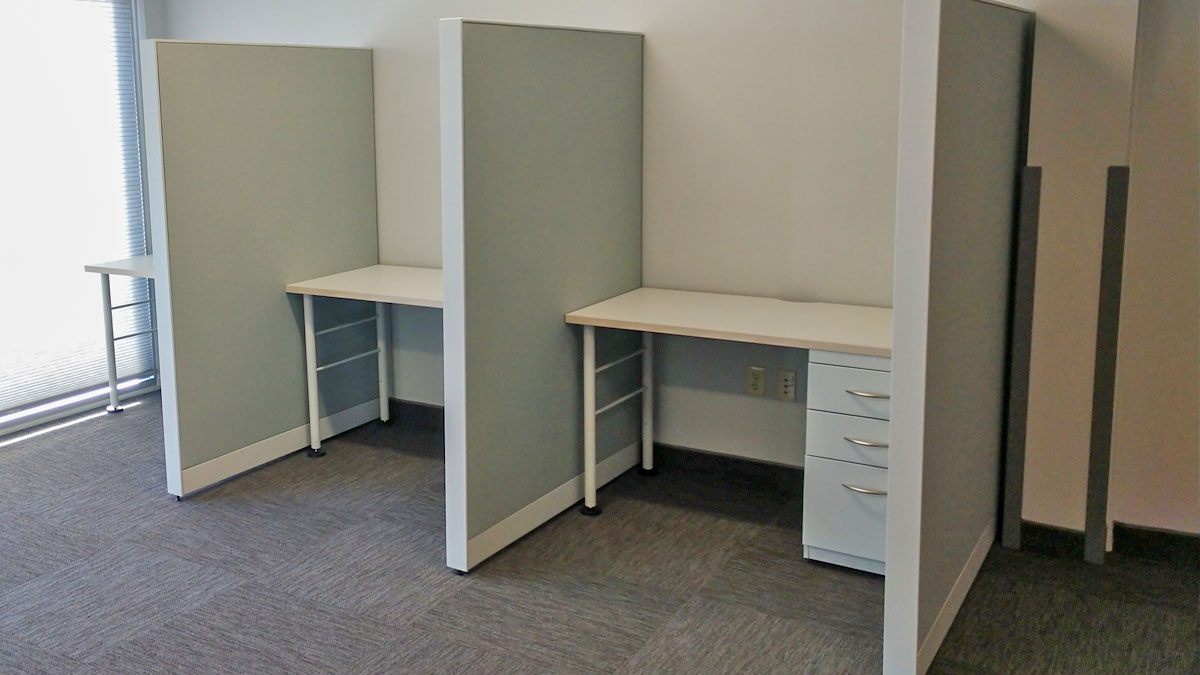 Livingston MT Commercial Office Furniture | Steelcase Answer Panel Systems