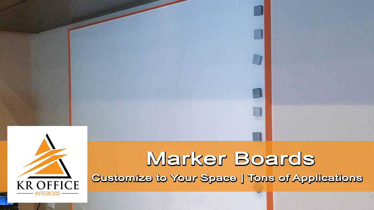 Office Marker Boards | Write Notes, Track Projects Easier