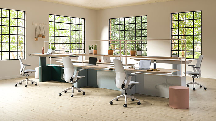 KR Office Interiors Services